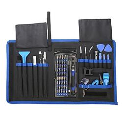 Showpin 80 in 1 Precision Screwdriver Set with Magnetic Driv