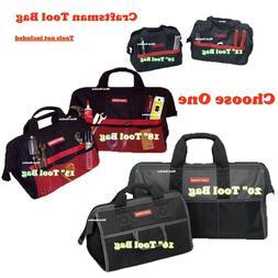 "Craftsman 10"" Or 12"" 13"" 16"" 18"" 20"" inch Tool Bag / Storage"