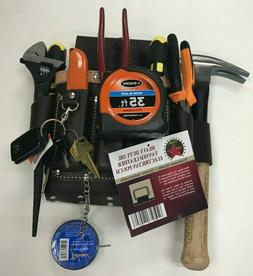 10 pkt electrician tool bag pouch oil