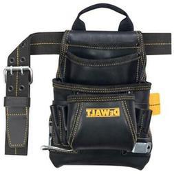 DeWalt DG5433 2pk 10-Pocket Carpenter's Nail and Tool Bag Ne
