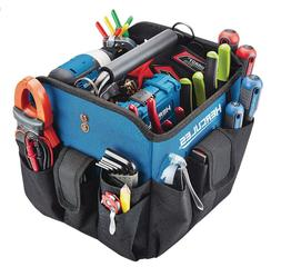 "Hercules 10"" Tote Tool Bag Storage Organizer with 22 pockets"