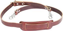 Occidental Leather 1019 All Leather Shoulder Strap
