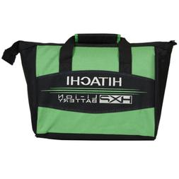 "Hitachi Metabo 12"" Heavy Duty Nylon Contractor Tool Bag for"