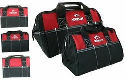 12 Inch and 15 Inch Water Resistant Tool Bag Multi Pack (2 P