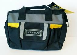 Stanley 12-Inch Mechanic Small Soft Sided Tool Bag Storage