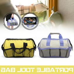 12 inch Portable Tool Bag Heavy Duty Storage Pouches Contrac