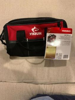 Husky 12 Inch Tool Bag 600 Denier Water Resistant Material 3