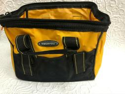 VOYAGER 12 Inch Tool Bag - Black/Yellow