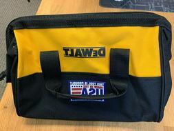 "Dewalt 13"" Heavy Duty Contractor Tool Bag"