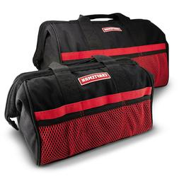 Craftsman 13-in and 18-in Tool Bag Set - Carry Case - Tool S