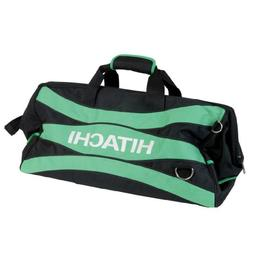 Hitachi 13 Pocket 24in Tool Bag with Shoulder Strap
