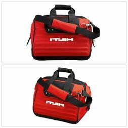 """13"""" Tool Bag Sub-Compact Zippered Tools Pouch Organizer Tote"""