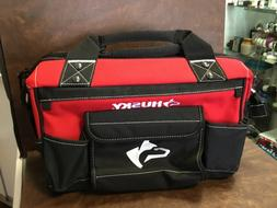 "Husky 14 "" Multi-Use Water Resistant Tool Bag"