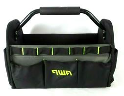AWP 15-in Open Tote Tool Bag Tool Box Tote Portable Case