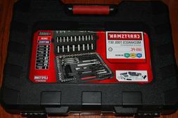 CRAFTSMAN 165-PC Inch/Metric Mechanics Tool Set