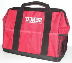 """Senco 17"""" Heavy Duty Nylon Tool Bag with Outside Pockets Too"""