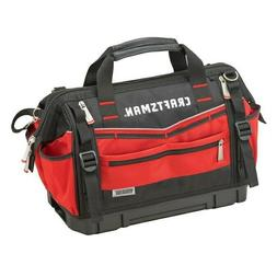 CRAFTSMAN 17-in Zippered Polyester Tool Bag | 29 Pockets | L