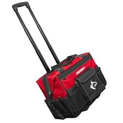 Husky 18 in. Rolling Tool Tote, Weather Resistant with 18 to