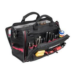Husky 18 In. Tech Tool Bag Heavy Duty Storage Organizer Larg