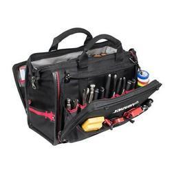 Husky 18 In. Tech Tool Bag Heavy Duty Storage Organizer Larg