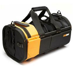 "ToughBuilt 18"" Modular Tote Tool Bag 57 Pockets/Loops Padded"