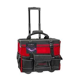 "Display4top 18"" Rolling Tool Bag with Handle  -  NEW"