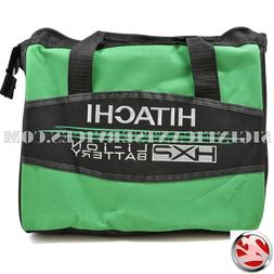 "Hitachi 18V 18 Heavy Duty Tool Bag Case 12"" for Impact Hamme"