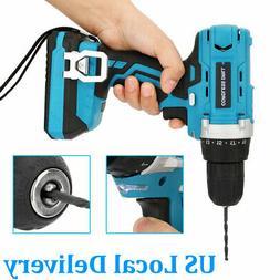 18v electric lithium cordless drill set handheld