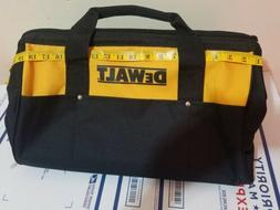 "DeWalt 19""x13""x12"" Pocket Heavy Duty Nylon Canvas Cont"