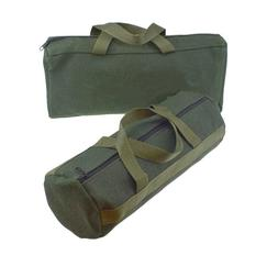 1pcs! Durable Thicker Canvas <font><b>Tool</b></font> Pouch