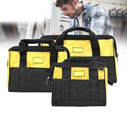 """DeWalt 21""""x12"""" 10 Pocket Heavy Duty Nylon Canvas Contractor"""