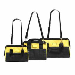 1XS/M/L Portable Heavy Duty Tool Bag Storage Hardware Case F