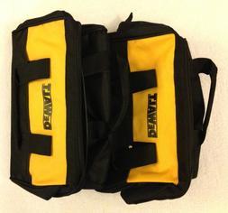 2 New Dewalt N037466 Heavy Duty Ballistic Nylon Tool Bags 13