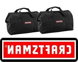 "2 Craftsman 20"" Tool Bags -"