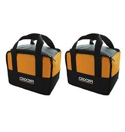 2 new tool bag 11x9x7 carrying case