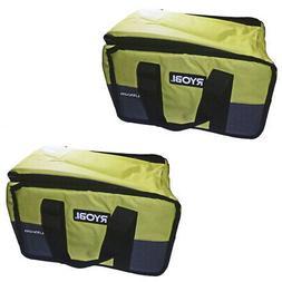 Ryobi 2 Pack Of Genuine OEM Replacement Tool Bags # 90235500