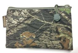 2 pcs. Mossy Oak Cordura Zipper Tool Bag Small size 4 x 7 In