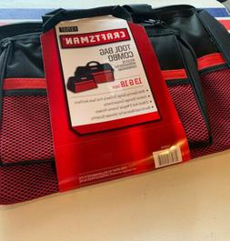 Craftsman 2 Tool Bag Combo 13 Inch 18 Inch