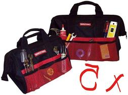 Craftsman 2 Tool Bag Combo 13 Inch 18inch 937537