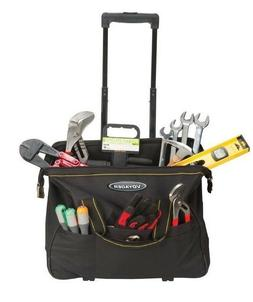 20 Inch Rolling Tool Bag Organizer Heavy Duty Power Tools Co
