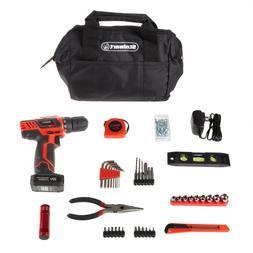 20v cordless drill set tool bag travel