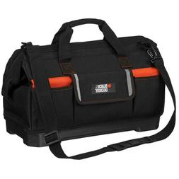 21 in wide mouth matrix tool bag