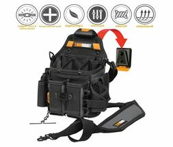 21-Pockets Journeyman Electrician Tool Pouch Bag Shoulder St