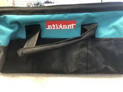 "Makita 21"" Tool Bag/Case 831303-9 For 18V Drill, Saw, Grinde"