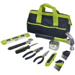 Apex Tool Group 218021 Home Tool Set With Bag