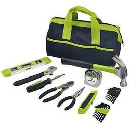 Apex Tool Group 218021 Home Tool Set With Bag