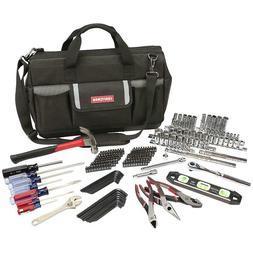 NEW Craftsman 230 pc. Mechanics' Tool Set & Tool Bag + FREE
