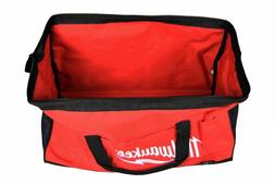 "Milwaukee 24 Inch Large Heavy Duty Tool Bag 24"" x 12"" x 12"""