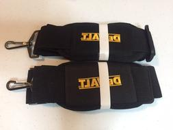 Dewalt 2PC Heavy Duty Nylon 6' Shoulder Strap for Tool Bag /