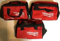 "NEW MILWAUKEE M18 Fuel 13"" X 10"" X 9"" Tool Bags w/ 6 Exteri"